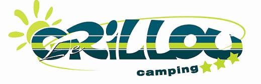 Camping Le Grillou Logo