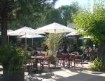 Terrasse Restaurant Camping Ardèche
