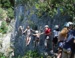 Activités Le Grillou - Escalade Ardèche