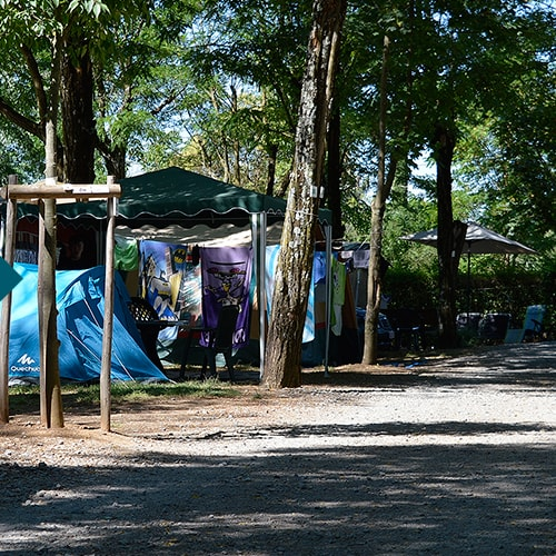 Emplacements LeGrillou Camping